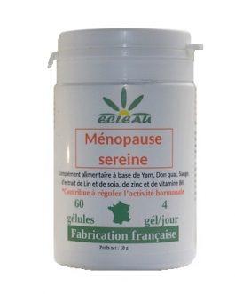Ménopause sereine
